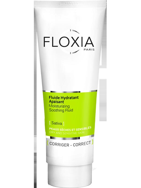 fluide-hydratant-apaisant-floxia